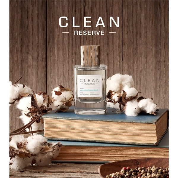 Clean Reserve Warm Cotton Reserve Blend - Edp (Bild 4 av 6)