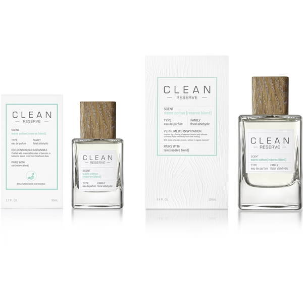 Clean Reserve Warm Cotton Reserve Blend - Edp (Bild 5 av 6)