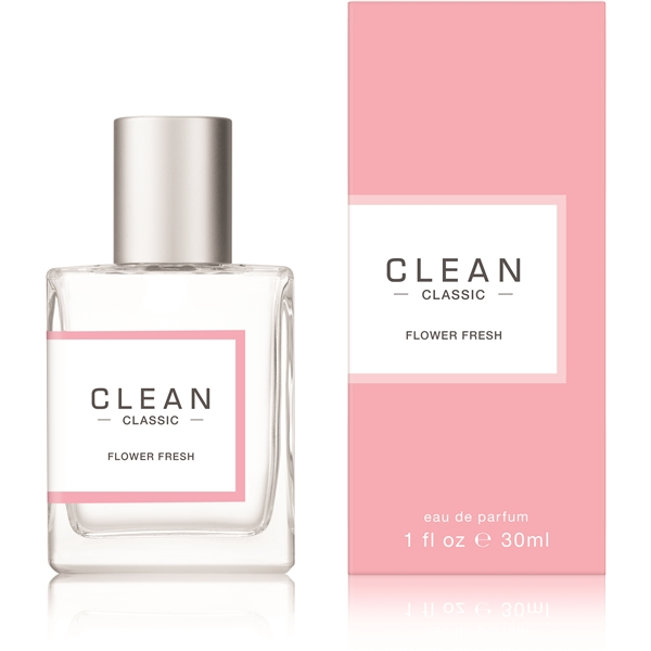 Clean Flower Fresh - Eau de parfum (Bild 2 av 4)