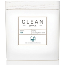 Clean Space Rain Scented Candle