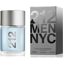 212 Men - Aftershave