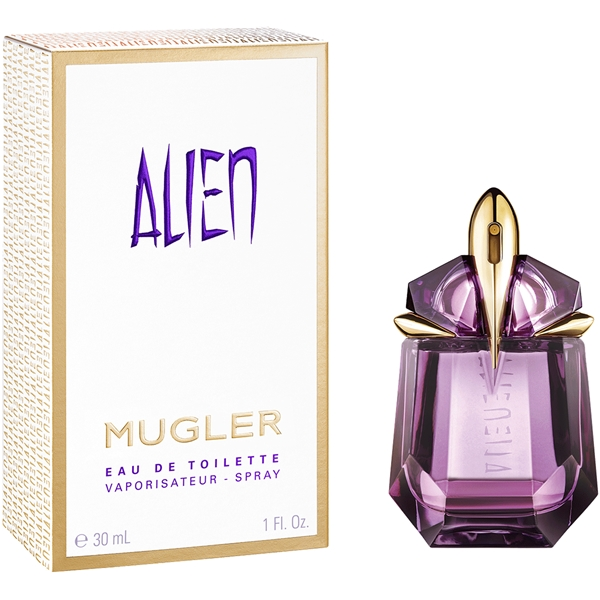 Alien - Eau de toilette (Edt) Spray (Bild 2 av 2)