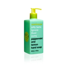 300 ml - Silly Twits Hand Wash Peppermint & Lemon