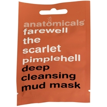 15 ml - Pimplehell Deep Cleansing Mud Face Mask