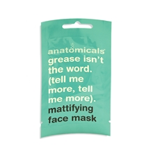 Mattifying Face Mask