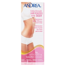 Andrea Extra Strength Hair Remover Body