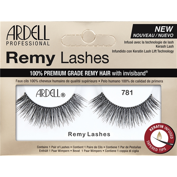 Ardell Remy Lashes 781