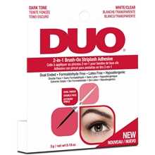 Ardell DUO 2in1 Brush On Adhesive