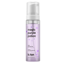 b.tan Magic Purple Potion Gradual Dark 200 ml