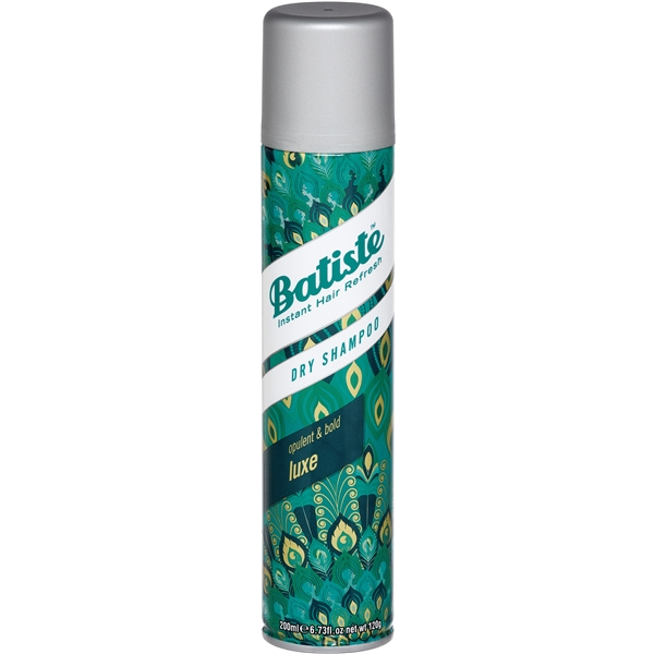 Batiste Luxe Dry Shampoo