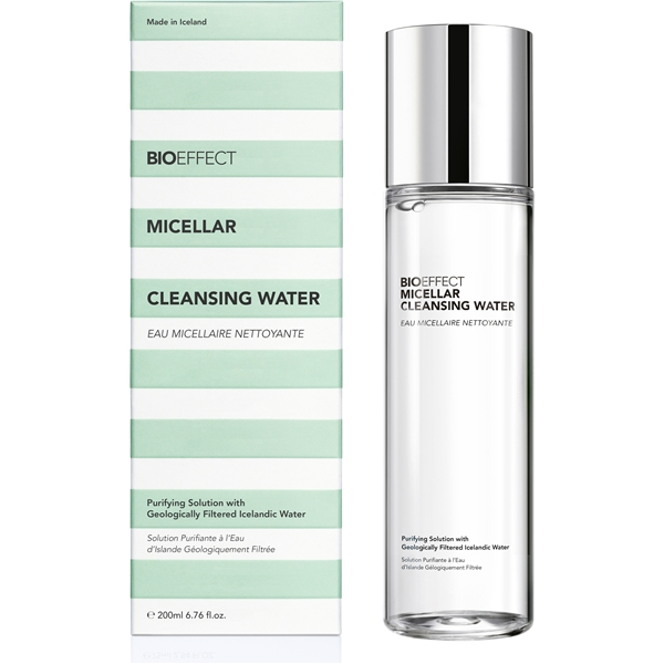BioEffect Micellar Cleansing Water (Bild 1 av 3)