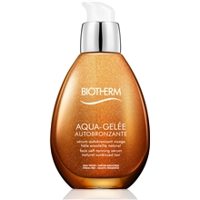 50 ml - Aqua Gelée Autobronzant Face Self Tanning