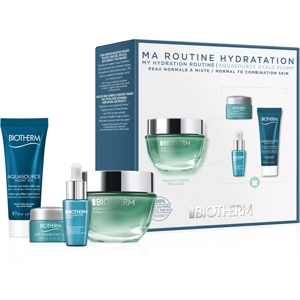 Aquasource Gel n/c - Gift Set