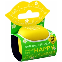 Love U Summer Lip Balm Cube