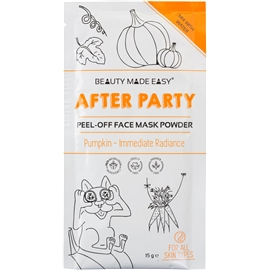 After Party Peel Off Mask Powder - Radiance