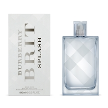 Burberry Brit Splash Men - Edt Spray