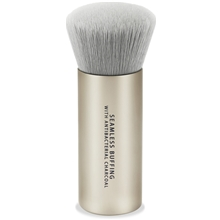 Seamless Buffing Brush w. Antibacterial Charcoal