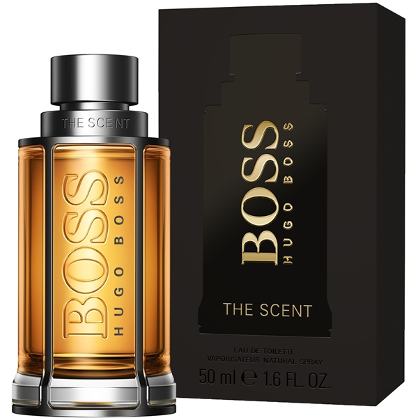 Boss The Scent - Eau de toilette (Edt) Spray (Bild 2 av 4)