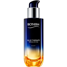 Blue Therapy Serum in Oil Night
