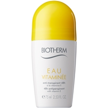 Eau Vitaminée - Deodorant Roll On Antiperspirant