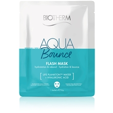 Aqua Bounce Flash Mask - Hydration & Bounce