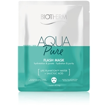 Aqua Pure Flash Mask - Hydration & Purity