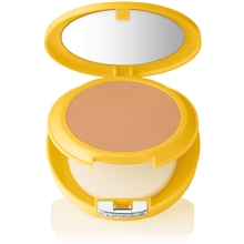 9.5 gram - No. 002 Moderately Fair  - Clinique Mineral Powder Makeup