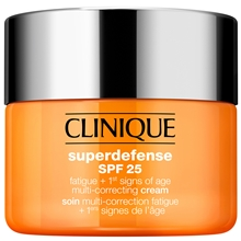 Superdefense SPF 25 - Skin Type 3,4