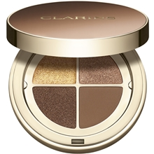 No. 004 Brown Sugar Gradation - Clarins Ombre 4 Couleurs