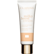 Clarins Milky Boost Cream 45 ml No. 002