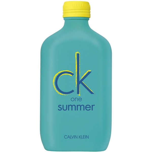 CK One Summer 2020 - Eau de toilette (Bild 1 av 3)