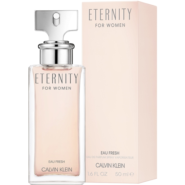 Eternity for Women Eau Fresh - Eau de parfum (Bild 3 av 3)
