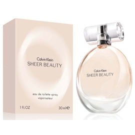 Calvin Klein Sheer Beauty - Eau de toilette Spray