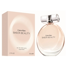 50 ml - Calvin Klein Sheer Beauty