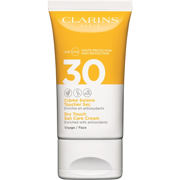 Dry Touch Sun Care Cream Spf 30 Face