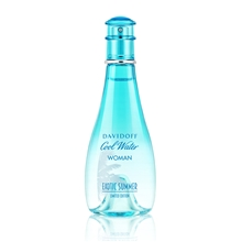Cool Water Woman Exotic Summer - Edt