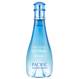 Cool Water Woman Pacific Summer - Edt