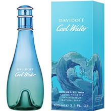 Cool Water Woman Summer Edition - Edt