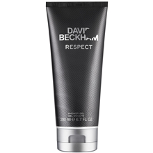 David Beckham Respect - Shower Gel
