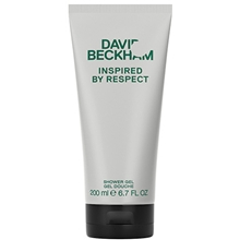 Inspired by Respect - Shower Gel