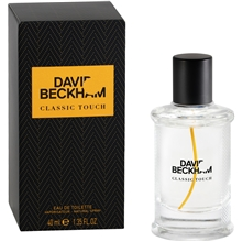 David Beckham Classic Touch - Eau de toilette 40 ml