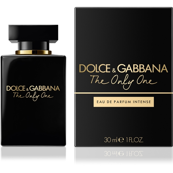 D&G The Only One Intense - Eau de parfum (Bild 2 av 2)