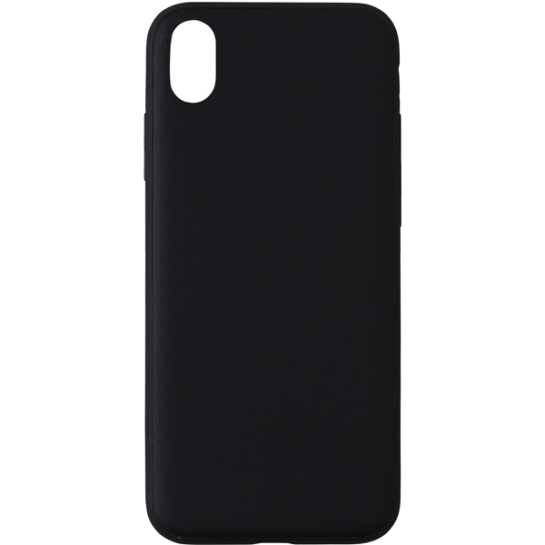 Design Letters MyCover iPhone X/XS Black (Bild 1 av 2)