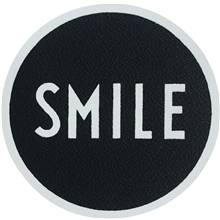 Design Letters MyCover Stickers Smile Black