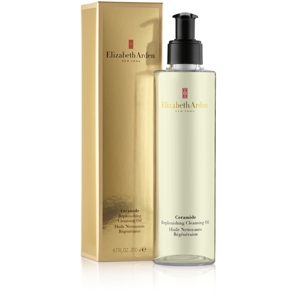 Ceramide Replenishing Cleansing Oil (Bild 2 av 2)