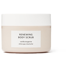 Vanilla Tangerine Renewing Body Scrub