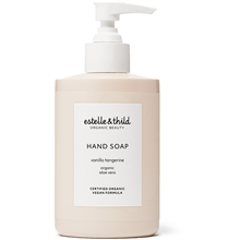 250 ml - Vanilla Tangerine Hand Soap