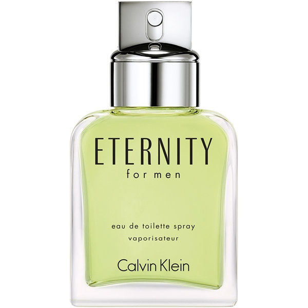 Eternity for Men - Eau de toilette (Bild 1 av 2)