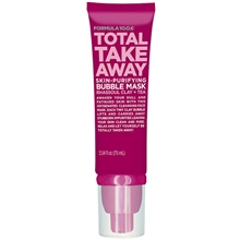 Total Take Away Mask - Bubble Mask