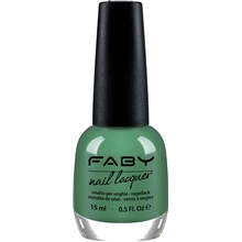 Faby Nail Laquer Cream 15 ml